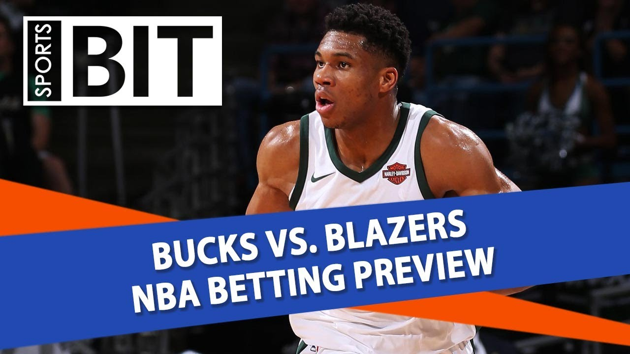 Milwaukee Bucks vs Portland Trail Blazers NBA Picks and Predictions |  Sports BIT | Free NBA Picks