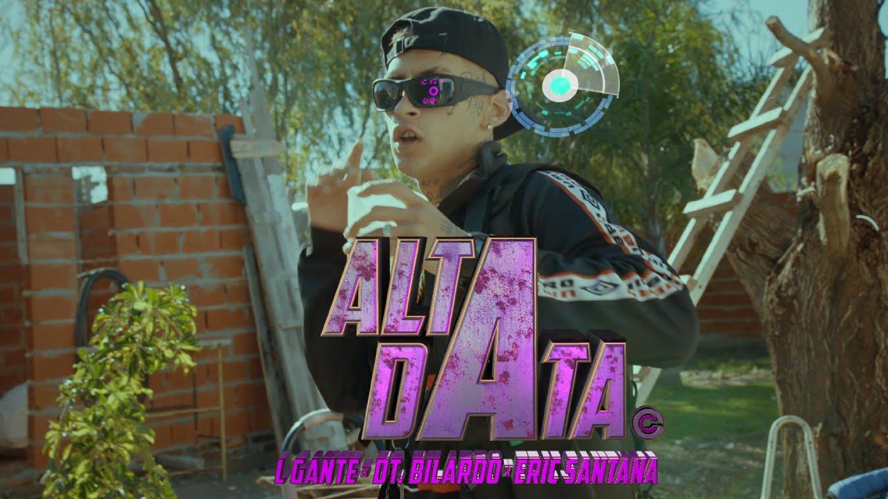 ALTA DATA - L-Gante X DT.Bilardo X Eric Santana