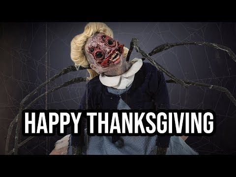 THANKSGIVING 12HR CRYPT TV MARATHON Part 1 | Short Horror Films | Crypt TV Monster Universe