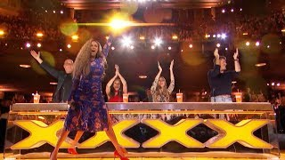 Americas Got Talent 2018: Golden Buzzers ★ GOLDEN BUZZERS ★ Season 13