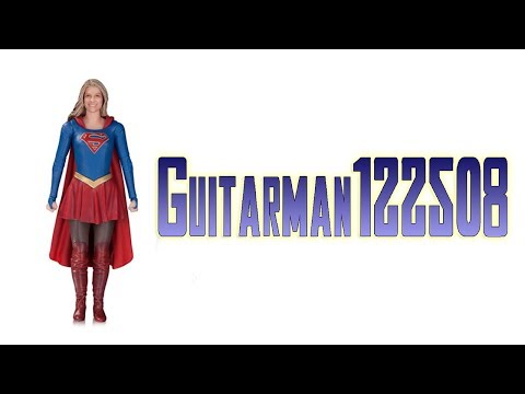 DC Collectibles Supergirl TV Show Figure Review