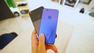Google Pixel & Pixel XL مراجعة اجهزة