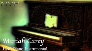Mariah Carey - Hero Piano Instrumental + Download