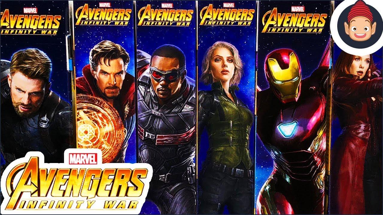 Marvel Avengers Infinity War Titan Hero Power FX Captain America
