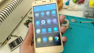 How to repair water damages touch in Android phone !!