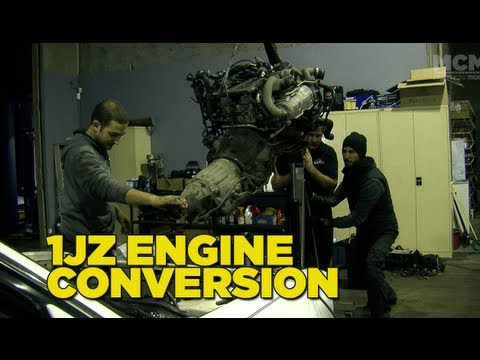1JZ Engine Conversion