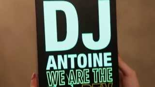 """""""DJ Antoine - We Are The Party"""" Ultra Limited Deluxe Box"""