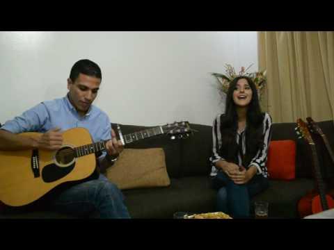 Nadine Elamnaoir - J'espère tkouni ghaya (Cheb Wahid)