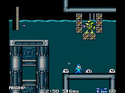 MaGMML2 - Wily 1 (Water Ducts) Perfect Run