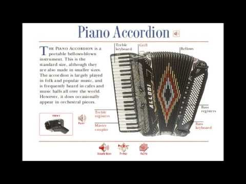 A to Z of Musical Instruments: A