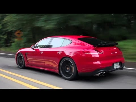 2014 Porsche Panamera Turbo: Supercar and Daily Driver in One