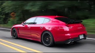 2014 Porsche Panamera Turbo: Supercar and Daily Driver in One(The Smoking Tire goes to the woods outside Portland, OR to check out the improvements on Porsche's super-sedan. Note: This is a sponsored video., 2013-10-07T02:53:17.000Z)