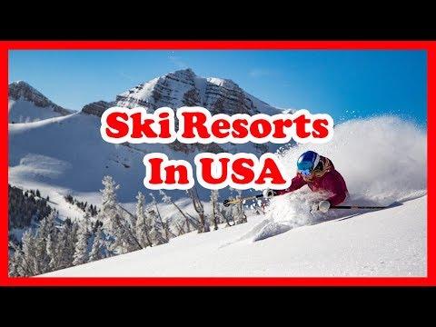 The 5 Best Ski Resorts In USA | America Skiing Guide