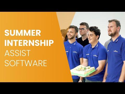 Internship programare Suceava   ASSIST Software   Impresiile participanților din 2019
