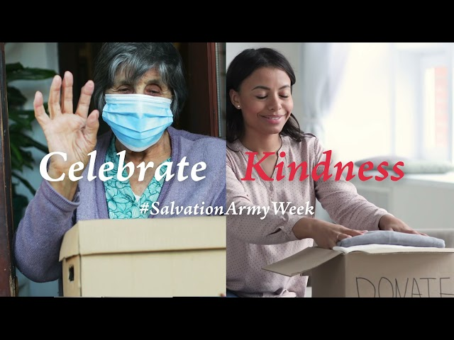 National Salvation Army Week
