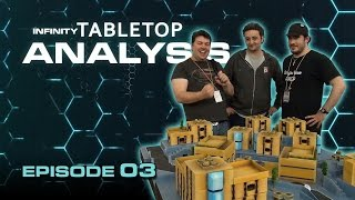 Infinity Tabletop Analysis Ep03: Gaming Table Setup Tips