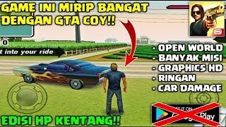 EDISI HP KENTANG!! GAME ANDROID KEREN INI MIRIP DENGAN GTA - Ringan Hanya 150MB - Buruan Download