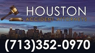 Houston Car Accident Lawyer | (713)352-0970