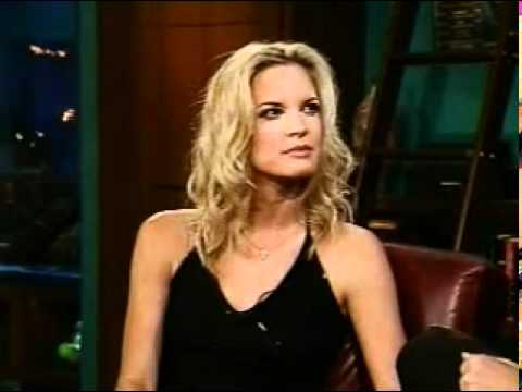 Bridgette Wilson  The Late Late  Craig Kilborn  Feb. 2001