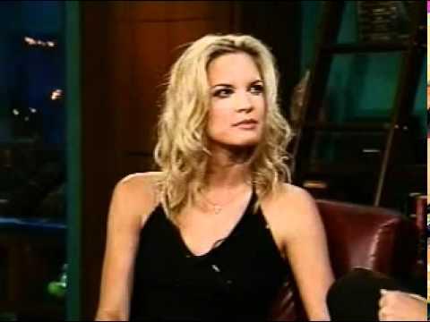 Bridgette Wilson - The Late Late show (Craig Kilborn)  Feb. 2001