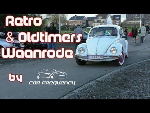Retro & Oldtimers - Waanrode 2018