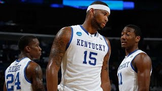 Throwback: Young John Wall, Demarcus Cousins and Eric Bledsoe Combine for 50 Points vs Tennessee