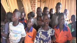 "2012 Desk Delivery - Children Singing A ""thank You"" Song"
