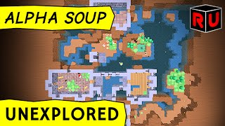 Unexplored gameplay: Best randomly generated dungeons ever? (PC pre-alpha gameplay)