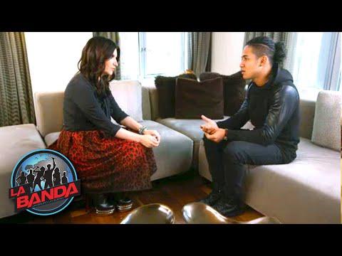 Laura Pausini Meets with Richard Camacho in New York