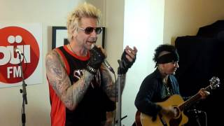 SIXX AM Life Is Beautiful Concert Privé OUI FM 01.06.2016