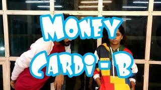 Cardi B - Money - Dance Choreography - Ratnam Sandhya - Siri Muvva Arts - Best Dance - Youtube