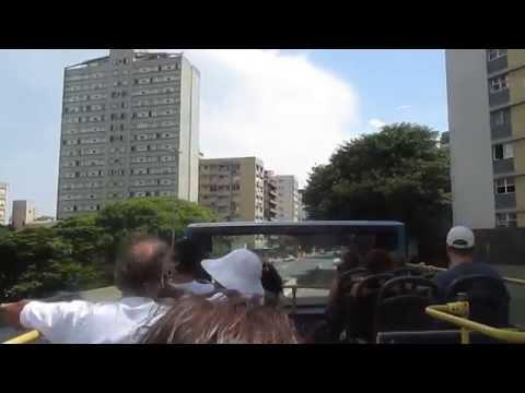Bus Tour - Porto Alegre