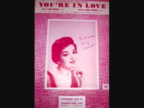 Gogi Grant - You're in Love (1956)