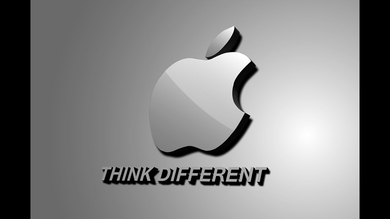 how to create 3d logo in photoshop cs6 | Tutorial | Apple Think ...