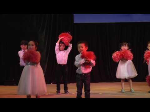 I have a dream - Kinder 1A - Global Kids Kindergarten