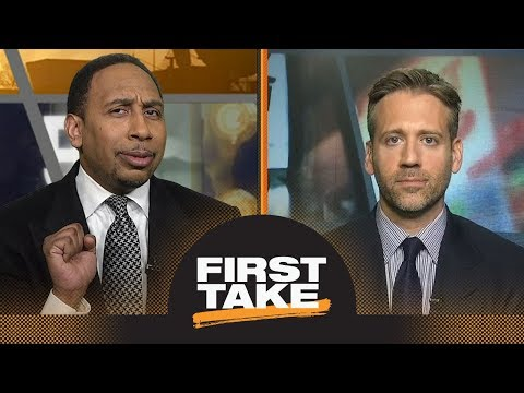 Stephen A. blames LeBron James: Cavs wouldn't be struggling with Kyrie Irving | First Take | ESPN