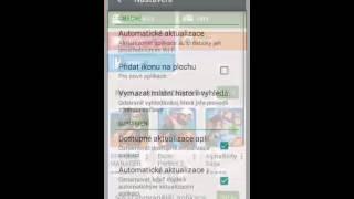 Jak zrušit automatickou aktualizaci na Androidu