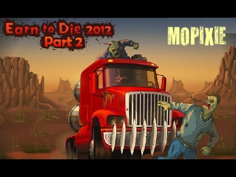 Play Online Zombie Games EARN TO DIE 2012 PART 2