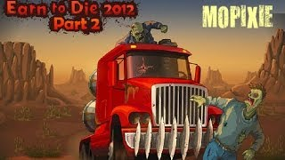 Play Online Zombie Games EARN TO DIE 2012 PART 2