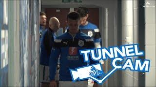🦁 HEF'S BACK! TUNNEL CAM: Huddersfield Town vs Watford