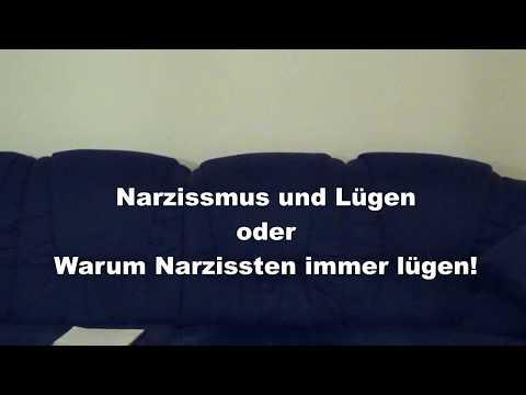 Narzissmus und Lüge (Warum Narzissten immer lügen)