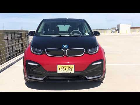 This Funky, Over-sized Electric Go Kart Is A Blast!!---2018 BMW i3(S) Review