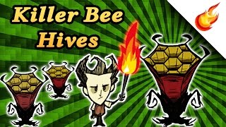 5 Ways To Destroy KILLER BEE HIVES - Don