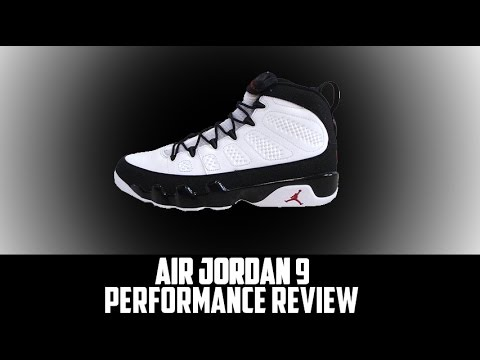 c0f738f09cf Air Jordan Project - Air Jordan IX (9) Retro Performance Review ...