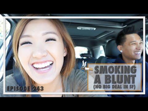 Ep.243 Smoking A Blunt | WahlieTV
