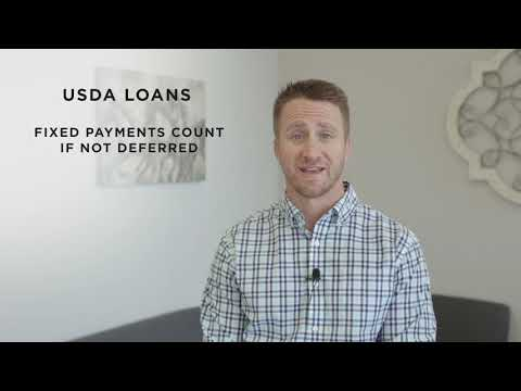 Student Loans and Your Debt-to-Income Ratio