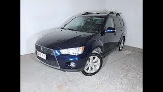 (SOLD) Automatic 4×4 SUV Mitsubishi Outlander 2012 Review