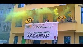 COMPACT-TV Exklusiv: Identitäre besetzen Grünen-Zentrale