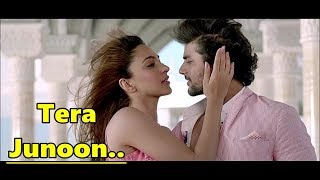 Tera Junoon Machine Lyrics | Jubin Nautiyal | Mustafa & Kiara Advani | Abbas-Mustan | Hindi Song