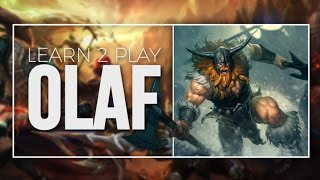 Tarzaned   Learn2Play: Olaf